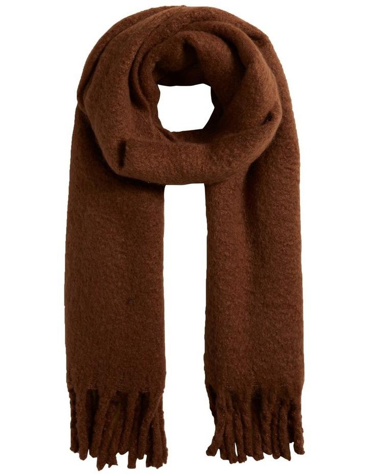 Plush Knit Scarf image 1