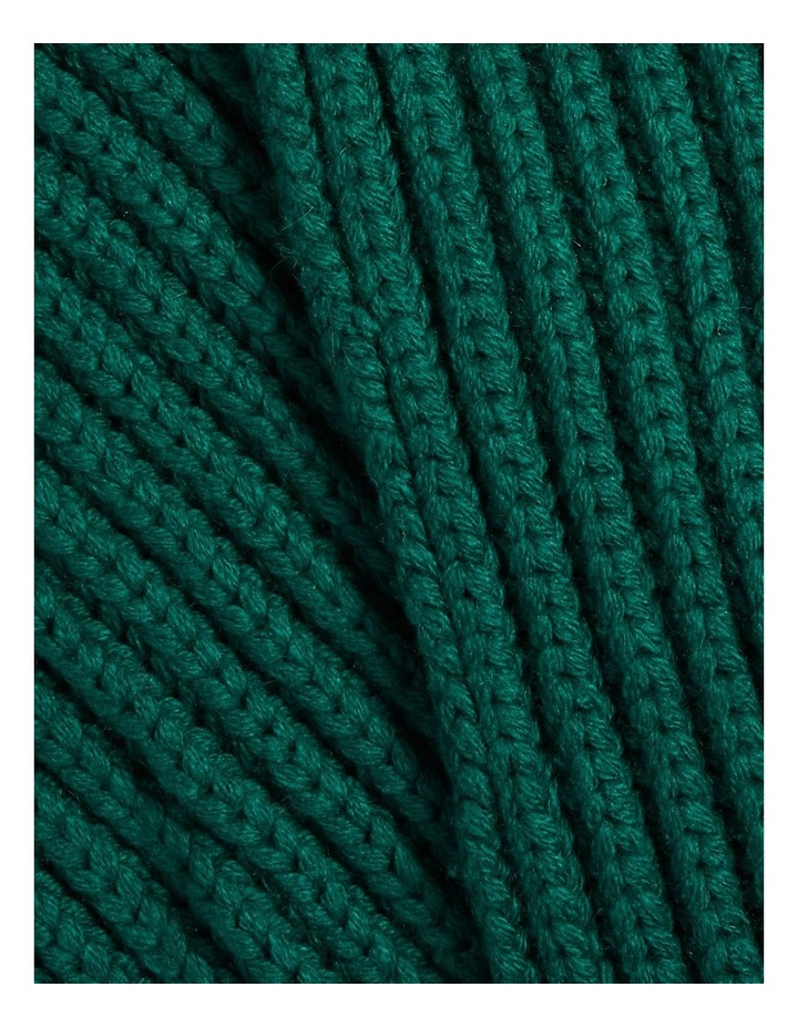 Knit Neck Warmer image 3