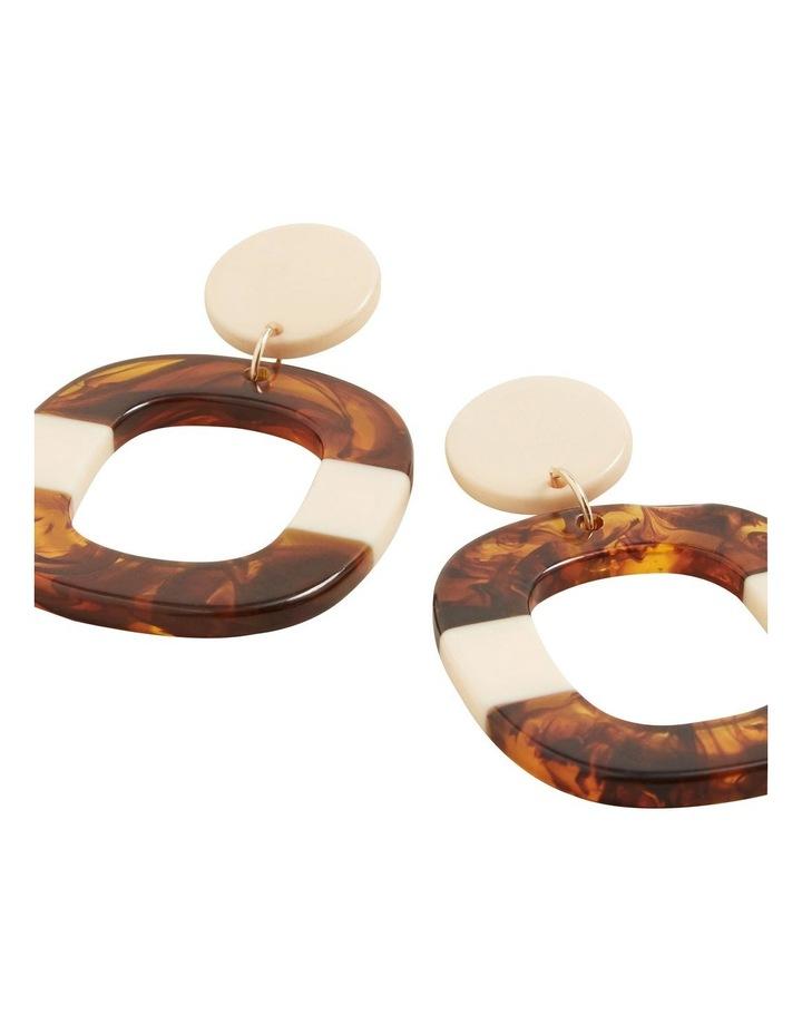 Tort Splice Earrings image 3