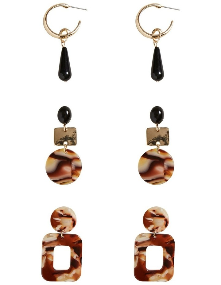 Mixed Tort Earring Pack image 1