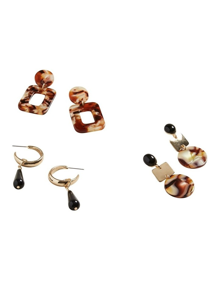Mixed Tort Earring Pack image 4