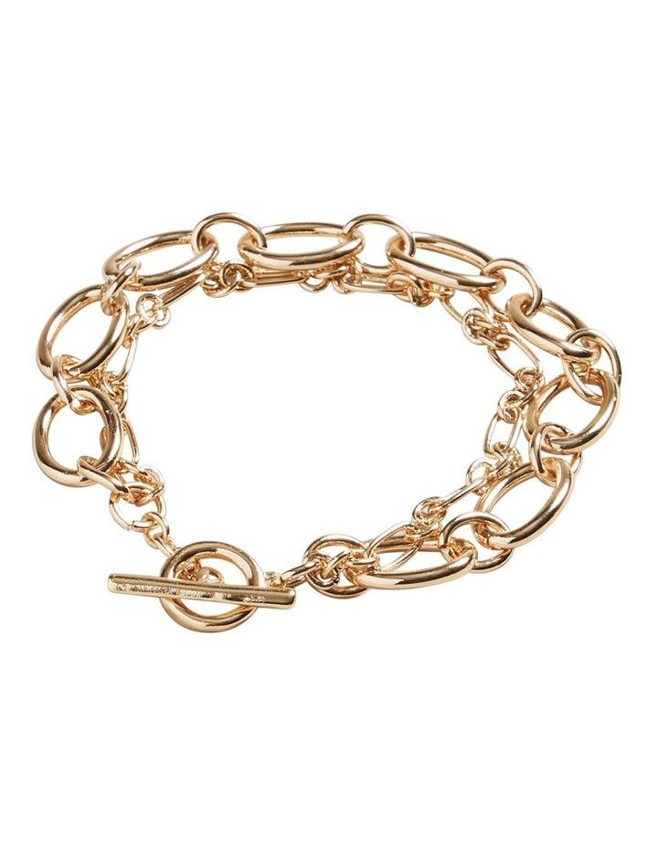 Wide Chain Bracelet image 3