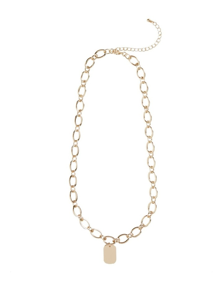 Wide Chain Necklace image 1