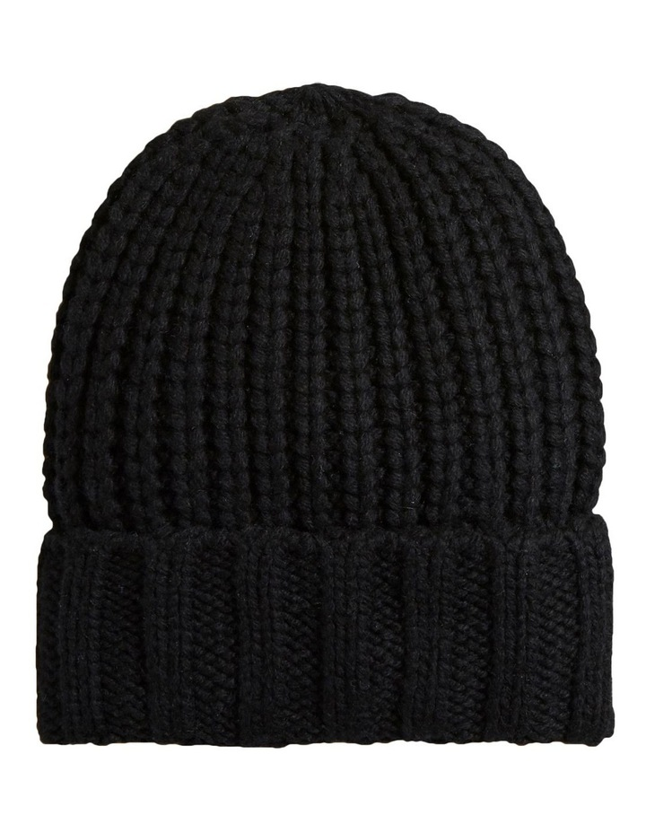 Rib Knit Beanie image 1