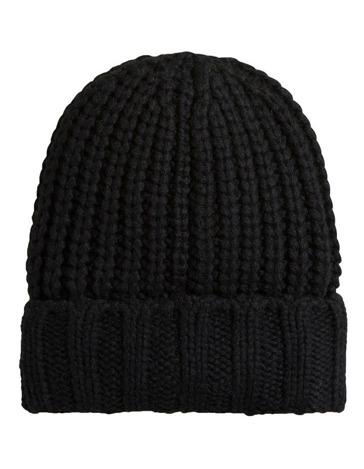 Rib Knit Beanie image 3