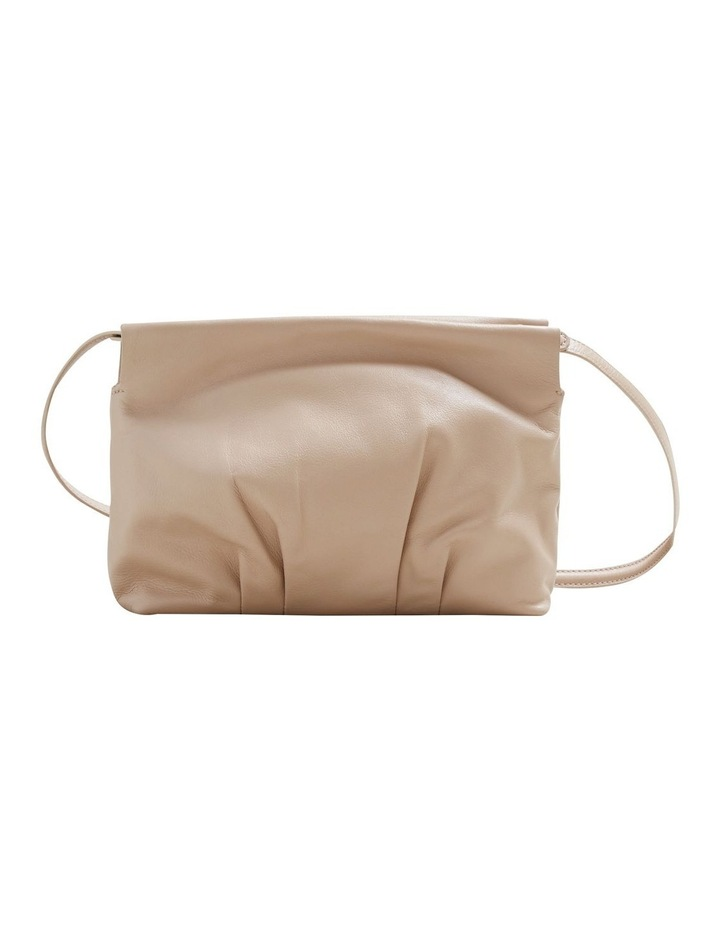 Leather Pleat Sling image 1