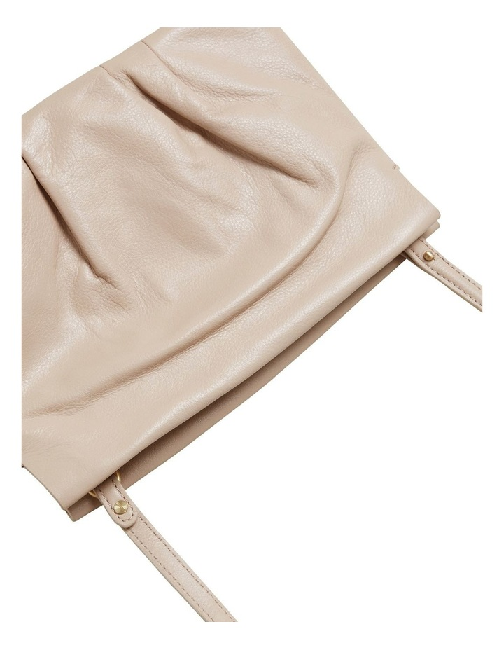 Leather Pleat Sling image 4