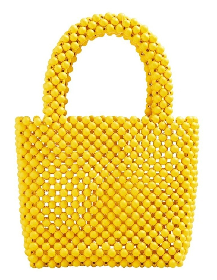 Mini Beaded Tote image 1