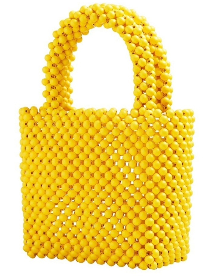 Mini Beaded Tote image 3