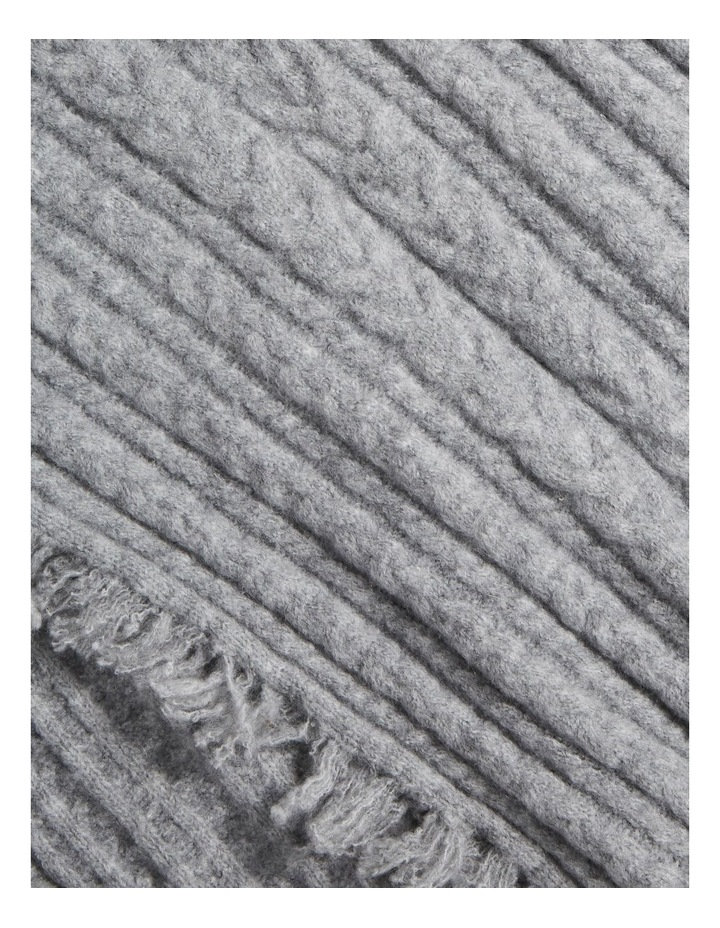 Cable Knit Snood image 3