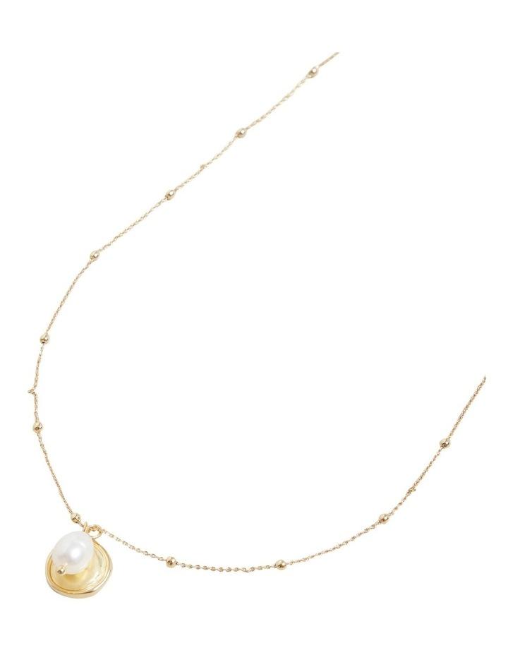 Fine Pearl Pendant Necklace image 3