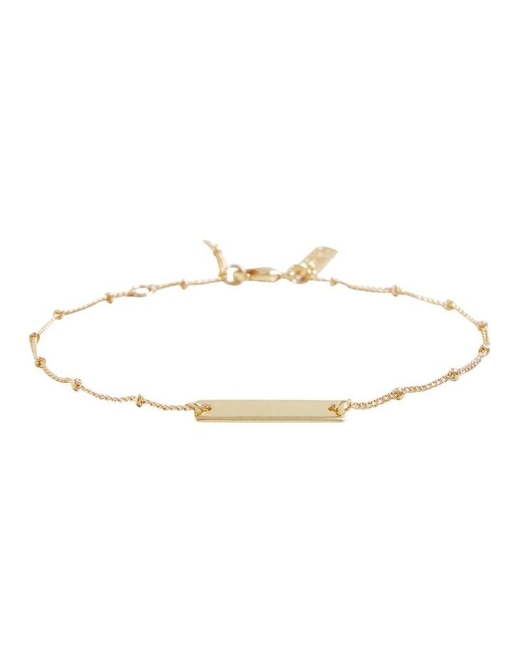 Fine Bar Bracelet image 1