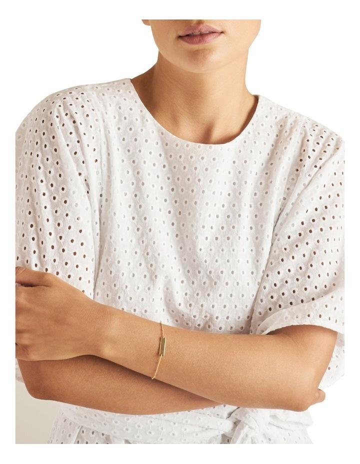 Fine Bar Bracelet image 2