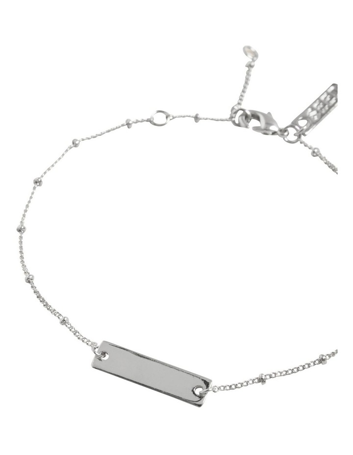 Fine Bar Bracelet image 3