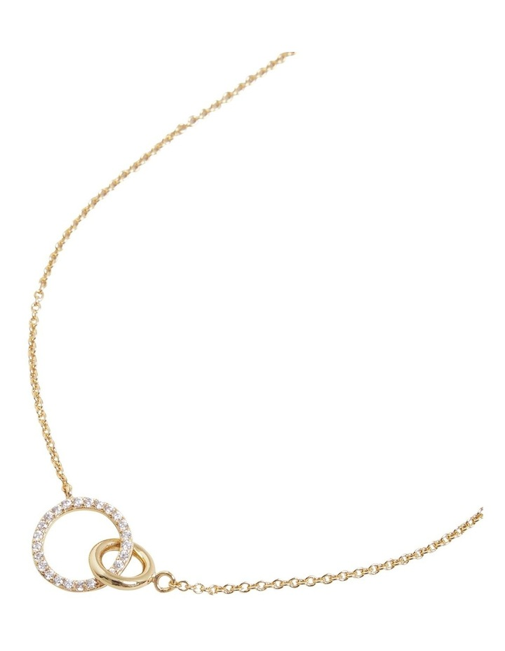 Fine Double Linked Necklace image 3