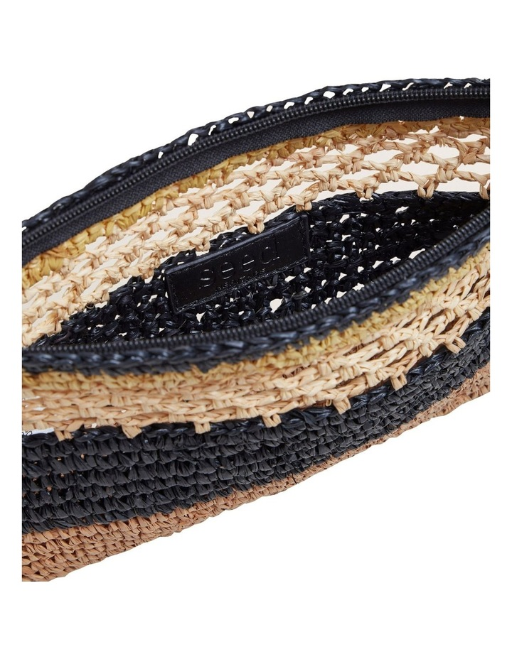 Raffia Weave Pouch image 5