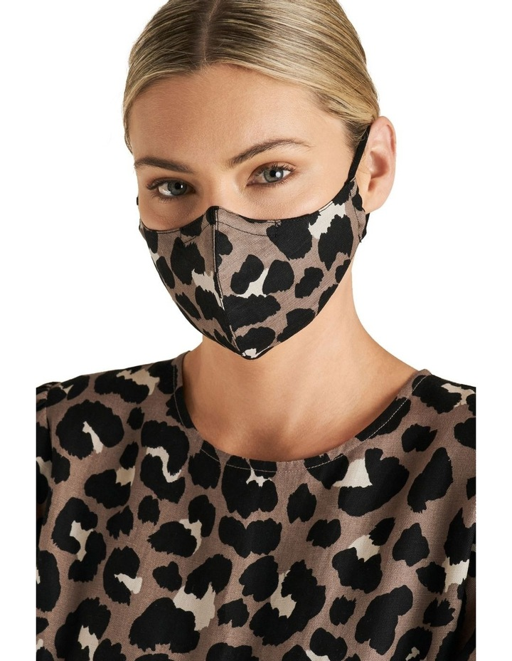 Woven Face Mask image 2