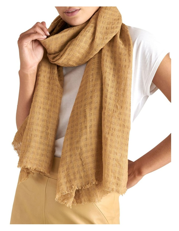 Textured Scarf image 2