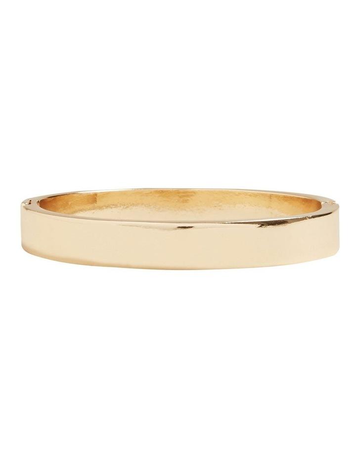 Gold Bangle image 1