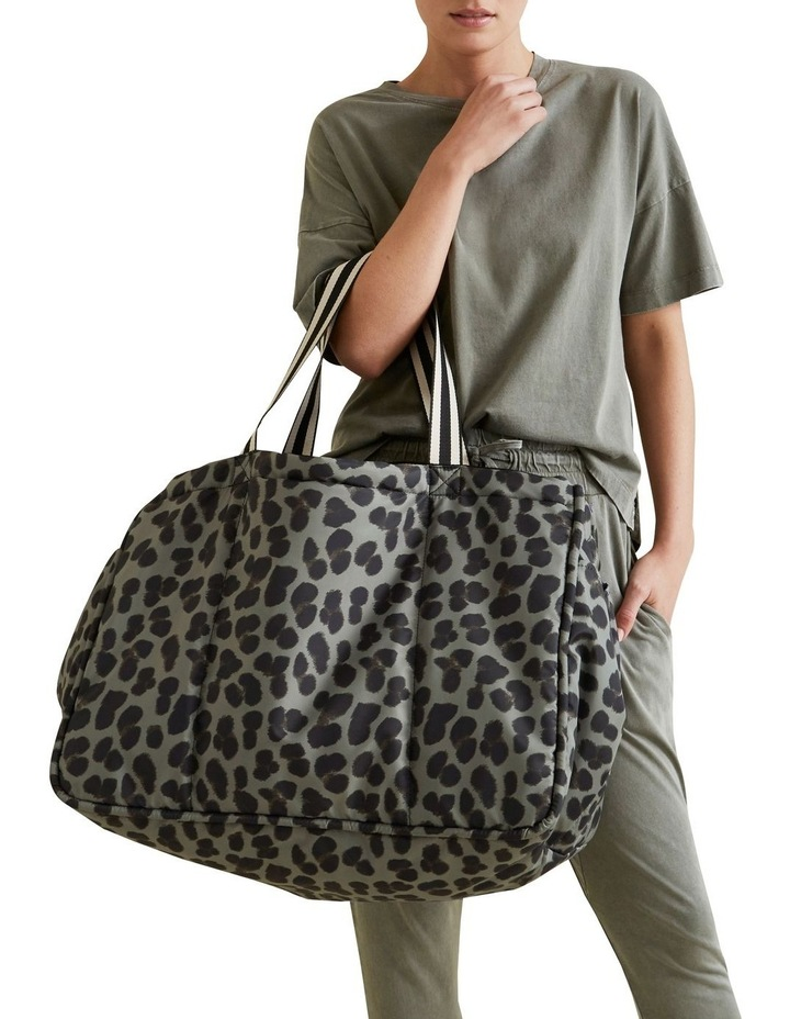 Oversized Leisure Tote image 2