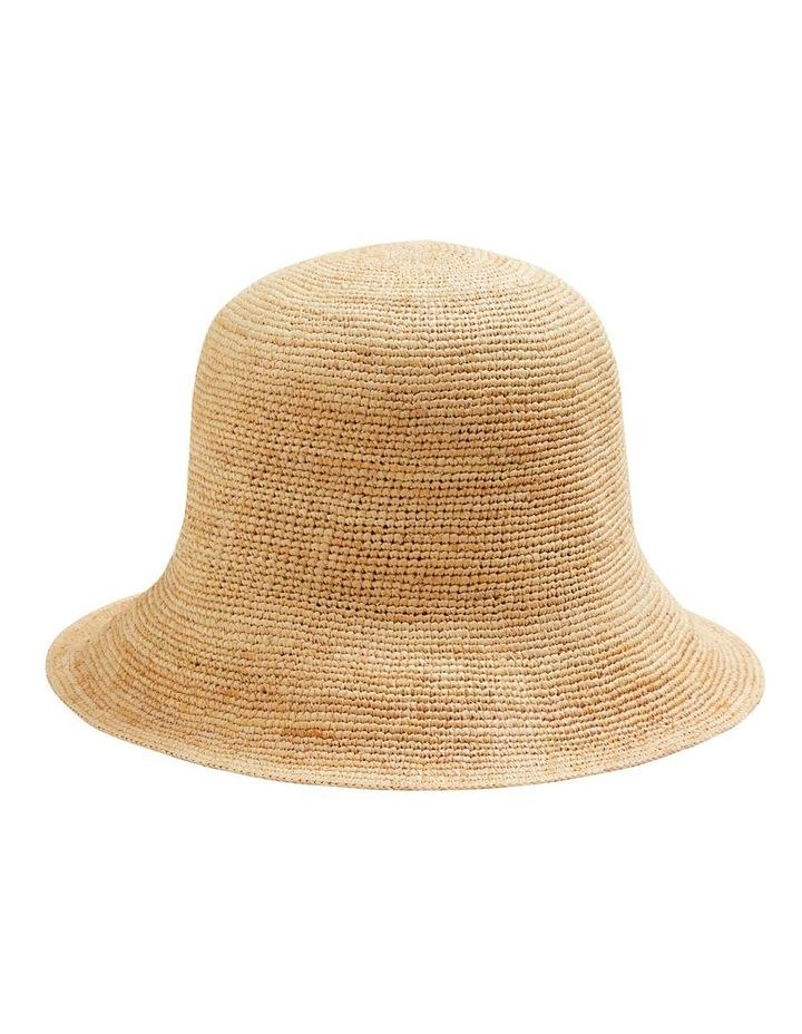 Raffia Bucket Hat image 1