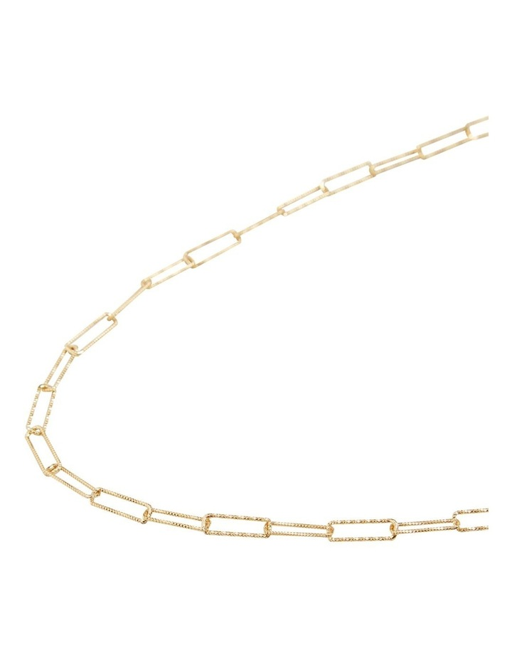 Fine Wide Chain Necklace image 3
