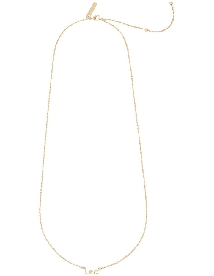 Fine Love Necklace image 1