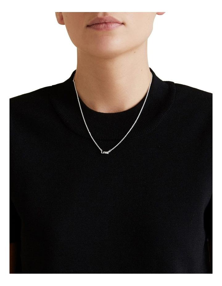 Fine Love Necklace image 2