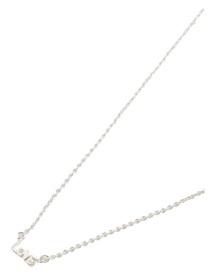 Fine Love Necklace image 3
