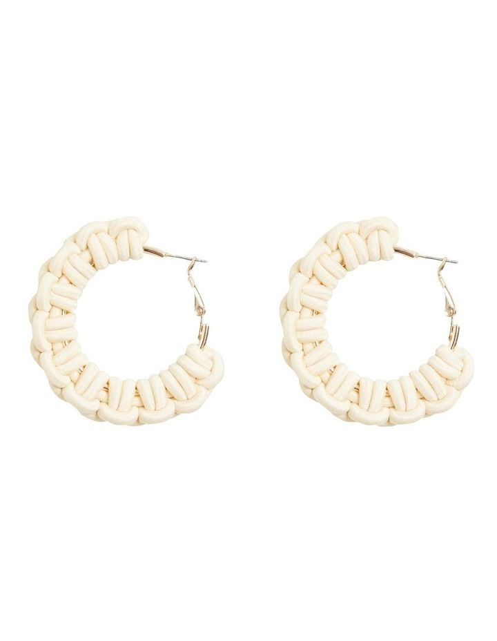 Woven Earrings image 1
