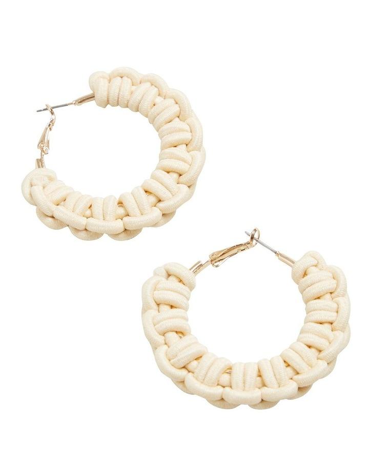 Woven Earrings image 3