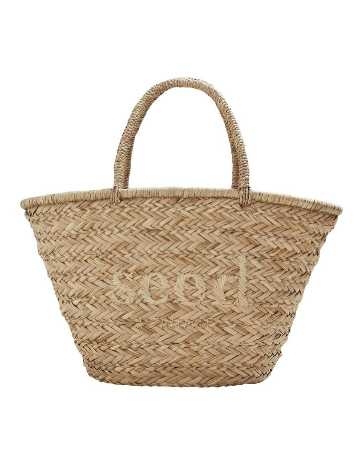 Seed Straw Tote image 1