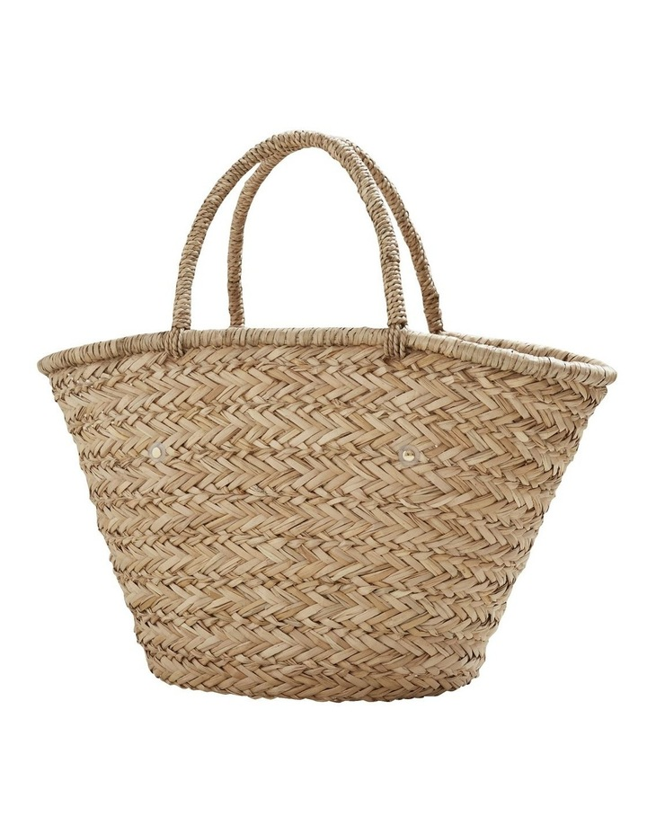 Seed Straw Tote image 2