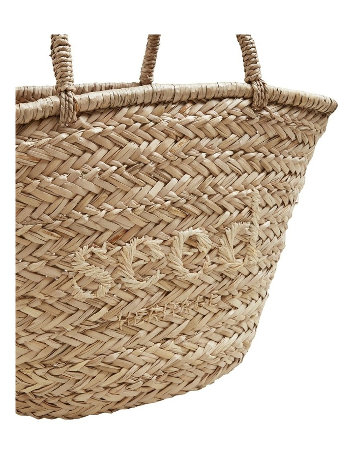Seed Straw Tote image 3