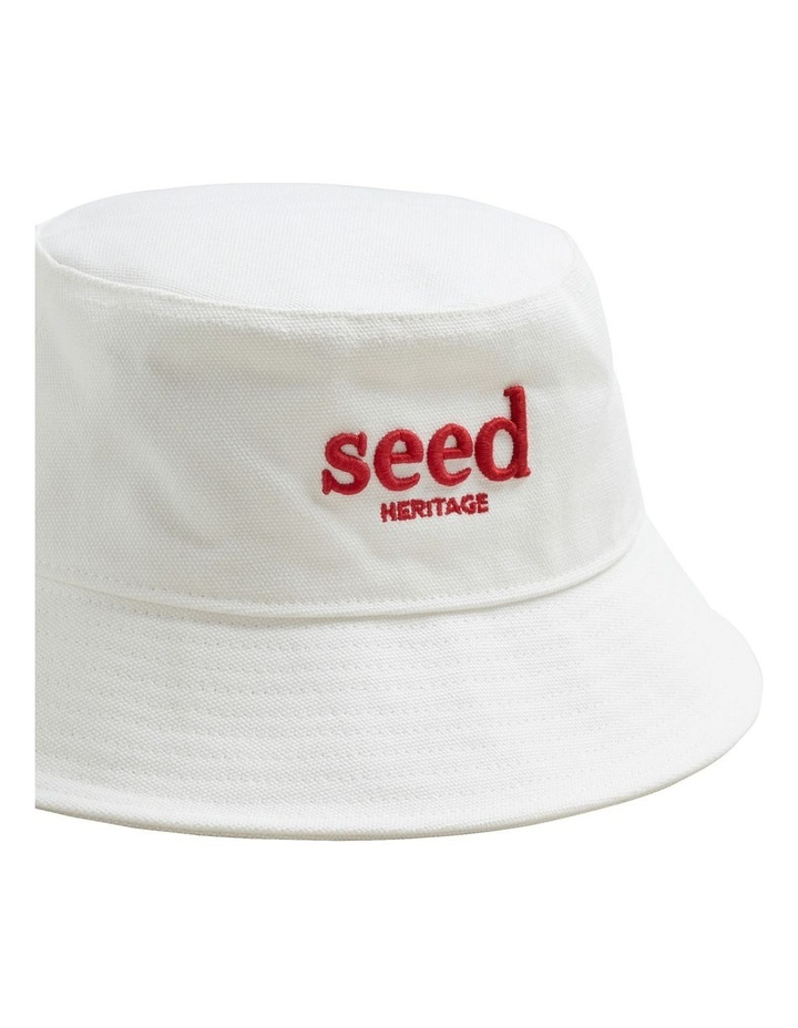 20 Year Logo Bucket Hat image 4