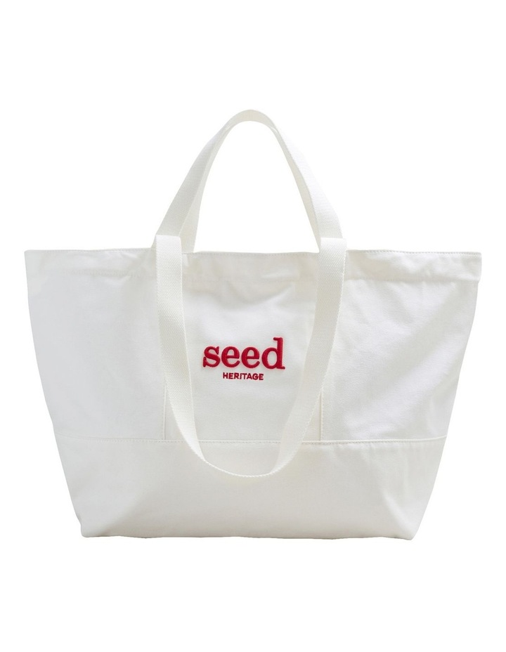 20 Year Seed Logo Tote Bag image 1