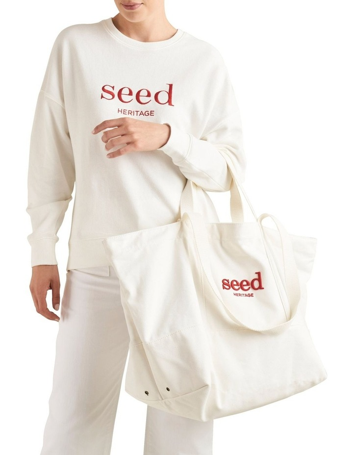 20 Year Seed Logo Tote Bag image 2