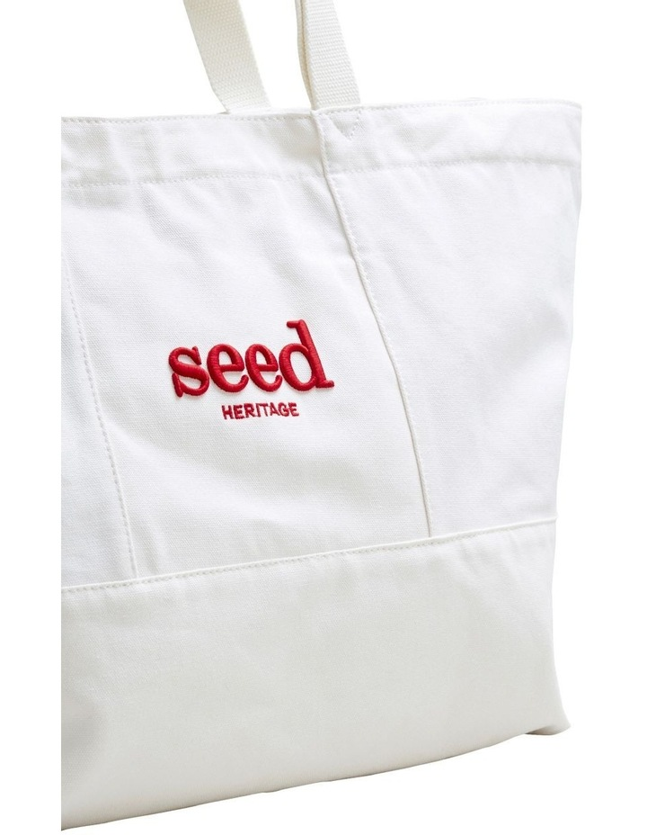 20 Year Seed Logo Tote Bag image 4