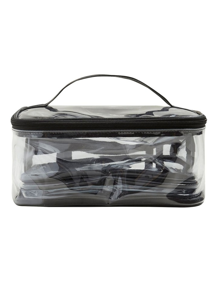 Clear Cosmetic Case image 1