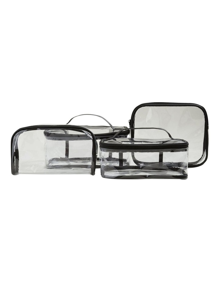 Clear Cosmetic Case image 2