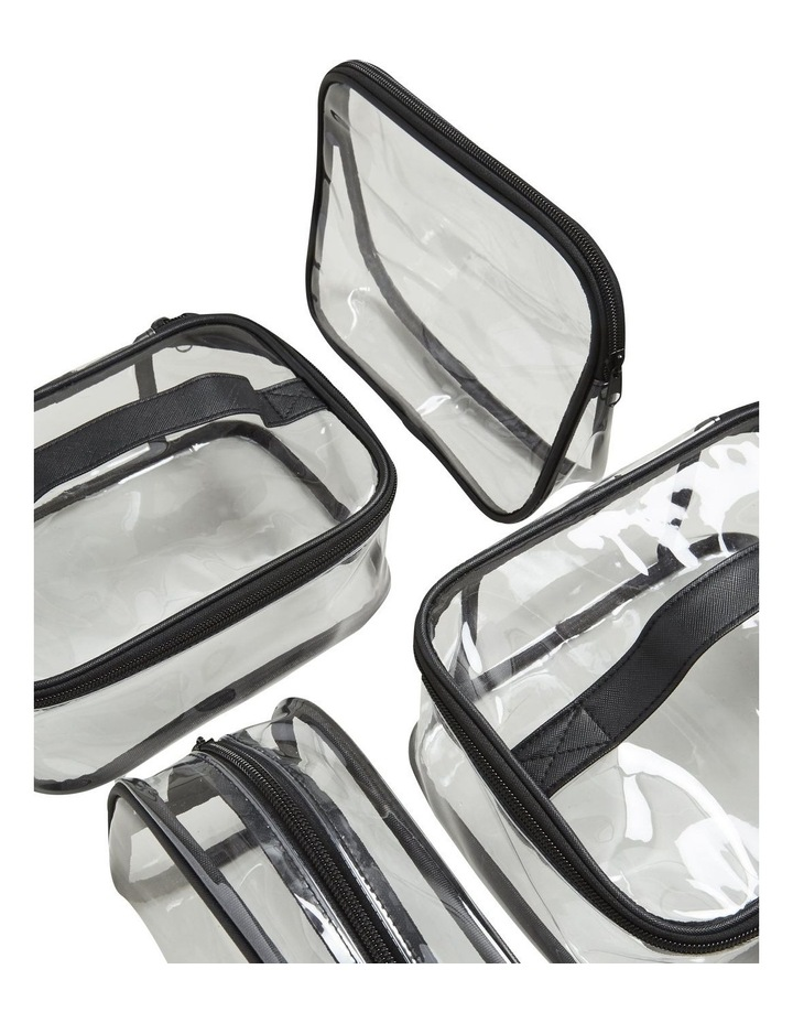 Clear Cosmetic Case image 3
