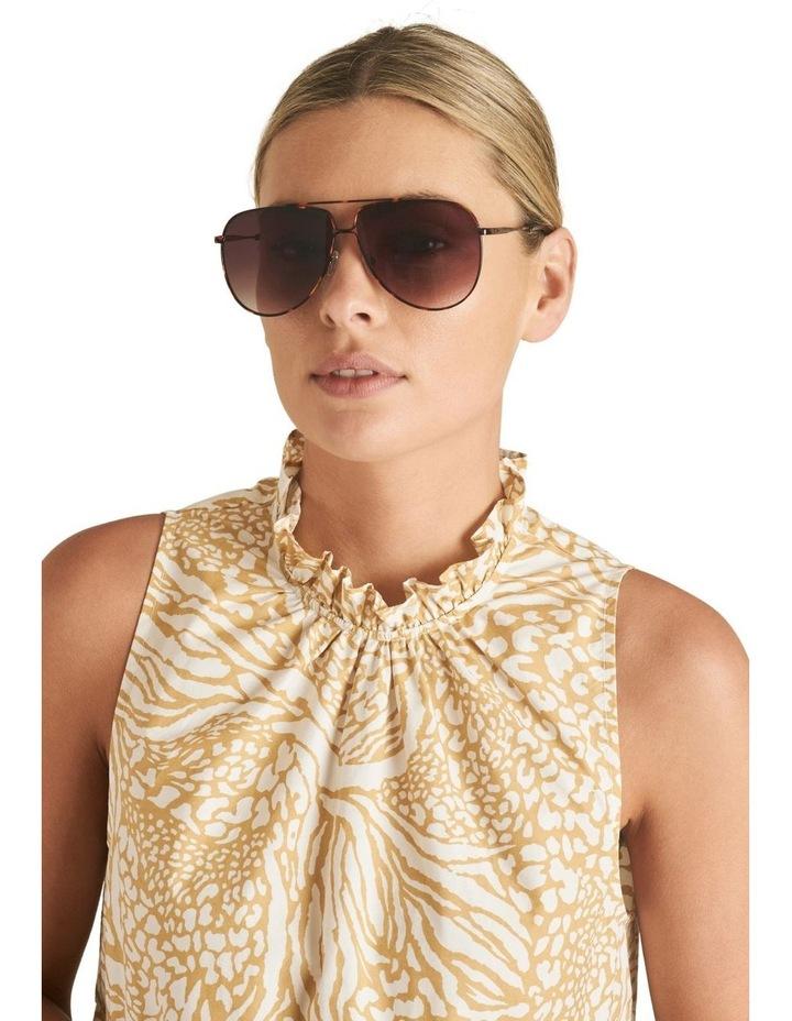 Isla Aviator Sunglasses image 2