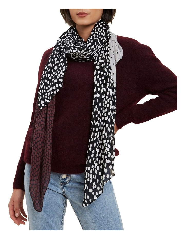 Patchwork Scarf image 2