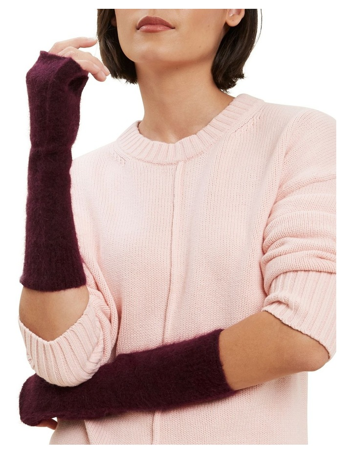 Mohair Arm Warmers image 2