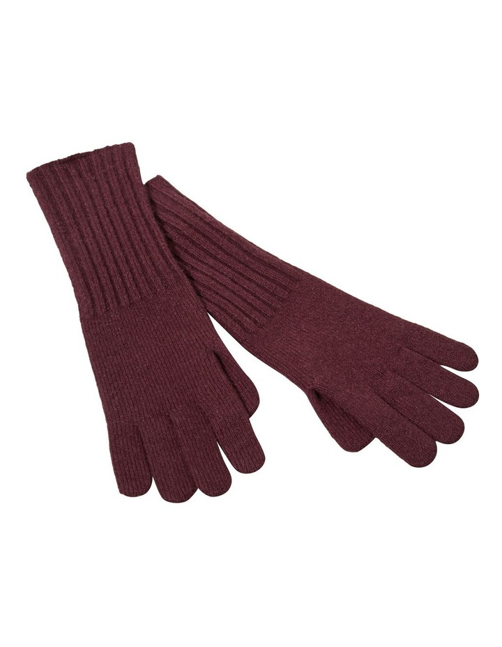 Rib Knit Gloves image 3