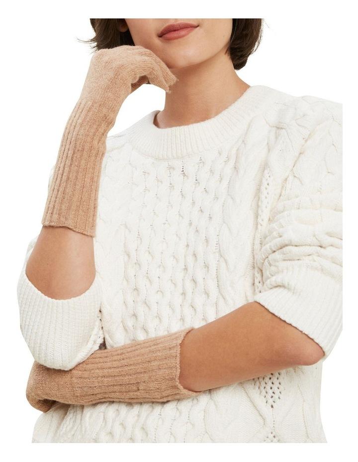 Rib Knit Gloves image 2