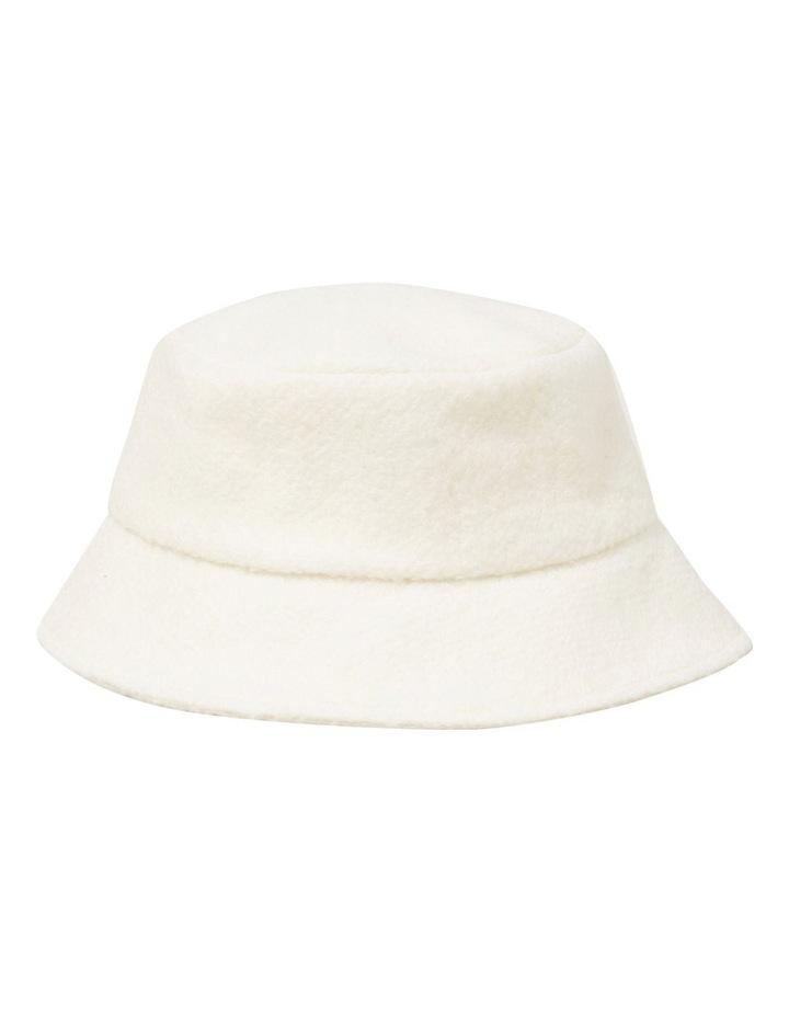 Shearling Bucket Hat image 1