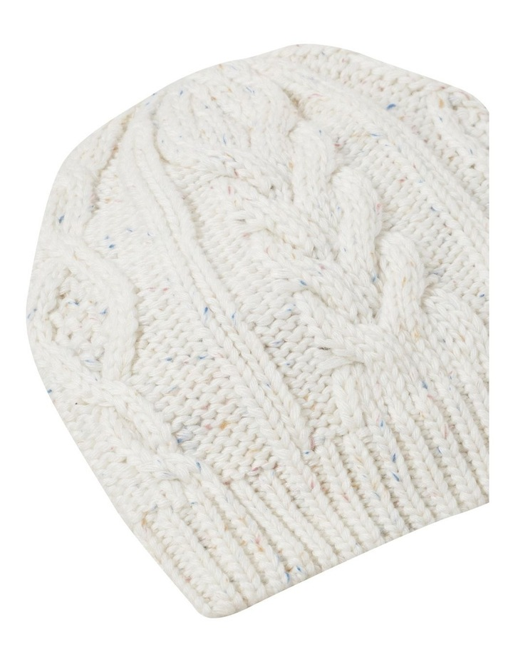Cable Knit Beanie image 3