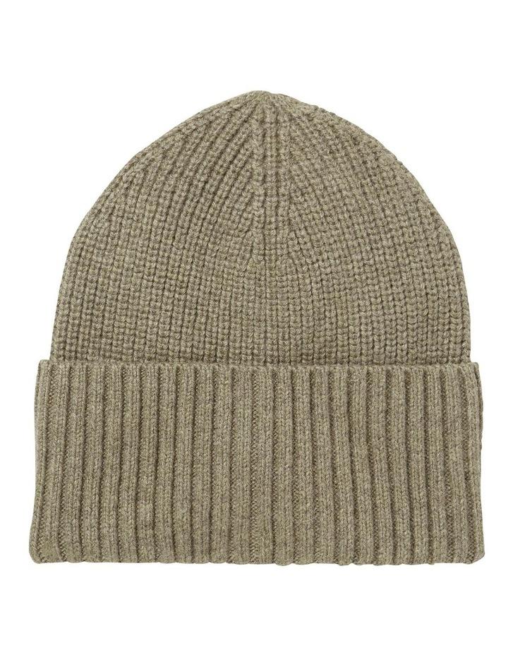 Wool Rib Beanie image 1