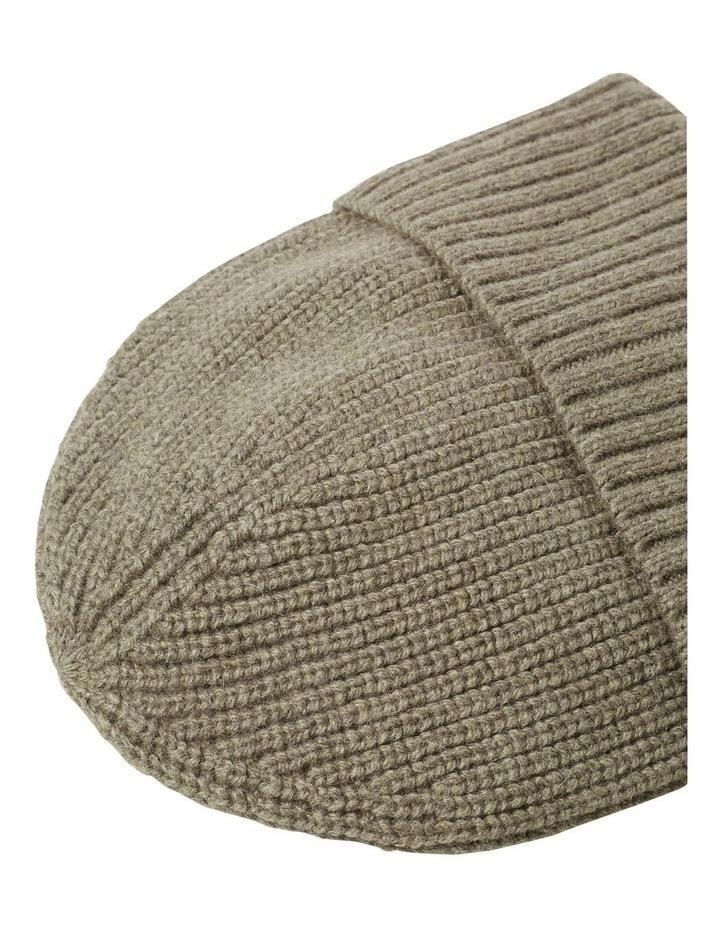 Wool Rib Beanie image 3